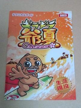 【パチスロ  ギラギラジイサマー】小雑誌