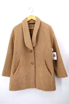 muller of yoshiokubo(ミュラーオブヨシオクボ)short coat (herringbone)チ
