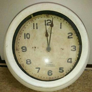 アンティーク 掛け時計 アナログ 時計 フランス 古時計 1895年