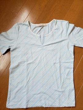 ☆美品☆メルローズ☆半袖Tシャツ☆L