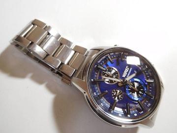 セイコー ワイアード の腕時計クォーツ 製、動作確認済!。