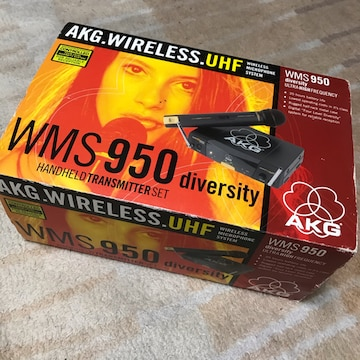 送料込み AKG wireless 激安!