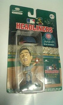 HEADLINERS シカゴカブス サンドバーグ 新品未開封 レア