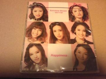 †Happiness†最新single†期間生産限定盤ワンコインCD