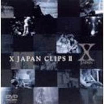 ■レアDVD『X JAPAN CLIPS II』ヨシキ ヒデ トシ