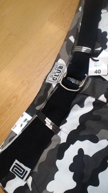 LA直輸入!PROCLUB カーゴハーフパンツシティカモはsizeW42→W44位 < 男性ファッションの