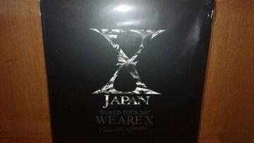 108P ワールドツアー 2017 WE ARE X ツアーパンフレット YOSHIKI