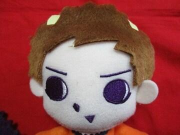レア限定 au三太郎 鬼ちゃんぬいぐるみマスコット 非売品 未使用