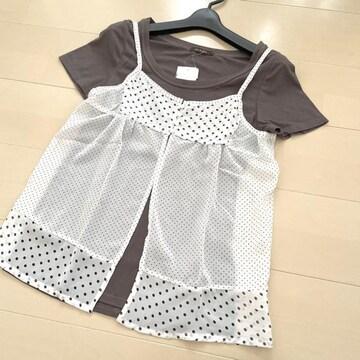 新品 キャミソール 半袖Tシャツ セット商品