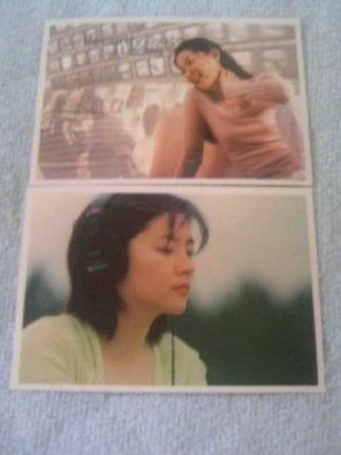 韓流イ・ヨンエ写真2枚  < タレントグッズの