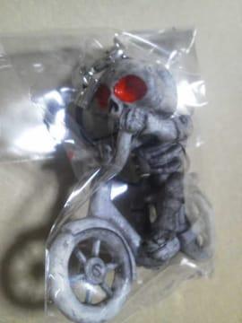 スカル 骸骨 タバコ 自転車ストラップ 新品 非売品