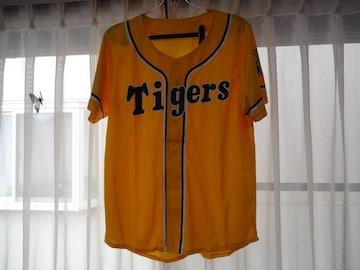 阪神タイガースのスェットシャツ フリーサイズ M~L相当!。
