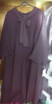 大きいサイズ☆礼服46ABR・ワンピースセット