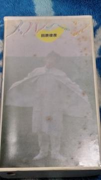 田原俊彦 VHS メルヘン