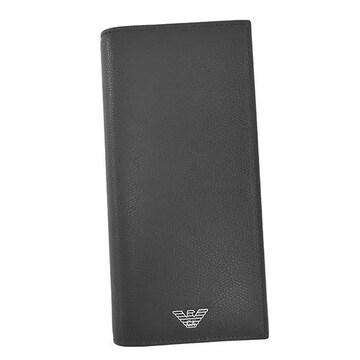 ◆新品本物◆エンポリオアルマーニ 長財布(BK)『Y4R256 YAQ2E』◆