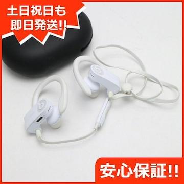 安心保証 美品 Beats Powerbeats3 wireless ホワイト