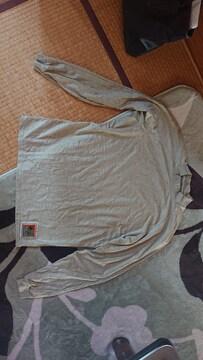 米軍実物 POTOMAC FROG フィールドギア 難燃性 シャツ Lサイズ