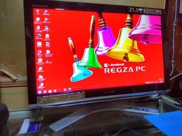 dynabook REGZA PC D711/T WIn10 i5 1TB 4GB