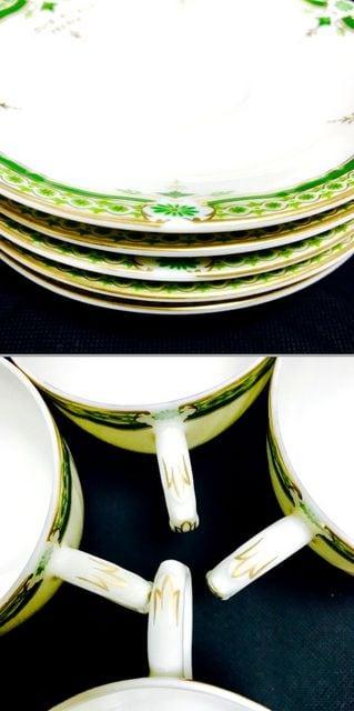 ルイピトー LOUIS PITAUD 碗皿 カップ&ソーサー4客セット < インテリア/ライフの
