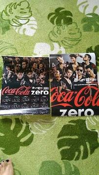 EXILE†非売品ポスター*゜・*2枚セット†