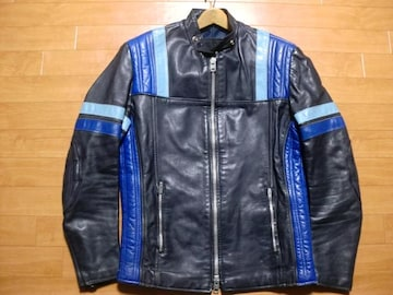 ヴィンテージ 70年代 BRIMACO ライダースジャケット M