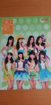 SKE48★クリアファイル