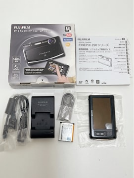 Z228B★ 美品 FUJIFILM FINEPIX Z90 コンパクトデジタルカメラ