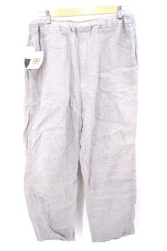 COSMIC WONDER(コズミックワンダー)20SS Belgium linen pants リネン イージー