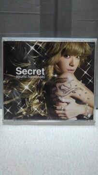 浜崎あゆみ Secret (CD+DVD)