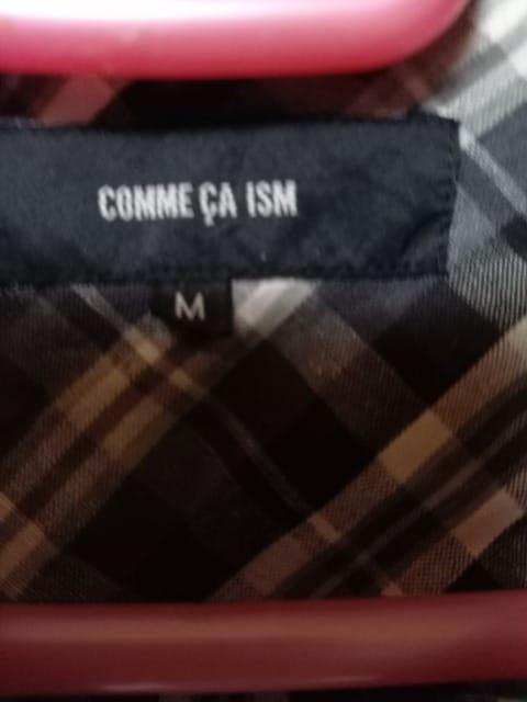 �H COMME  CA のファスナーシャツ < 女性ファッションの