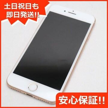 ●安心保証●美品●DoCoMo iPhone8 64GB ゴールド●