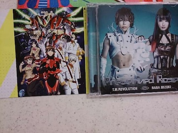 T.M.Revolution×水樹奈々「Preserved Roses」初回DVD付