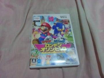 【Wii】マリオ&ソニック AT ロンドンオリンピック