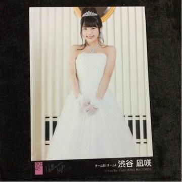 NMB48 渋谷凪咲 ハロウィンナイト 生写真 AKB48