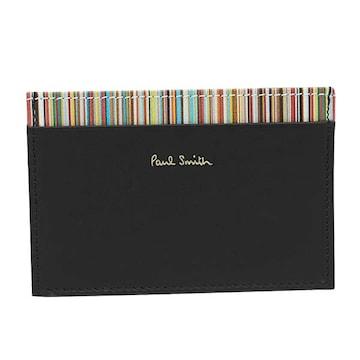 ◆新品本物◆ポールスミス カードケース(BK)『M1A4768 AMULTI』◆