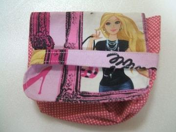 ハンドメイドバービー小物入れ Barbie