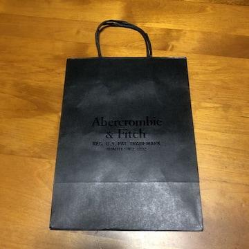 Abercrombie&Fitch アバクロ 紙袋 ショップ袋