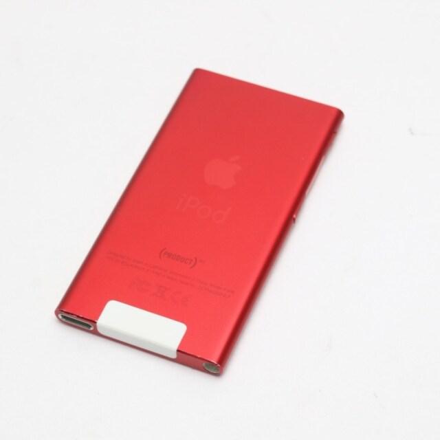 ●安心保証●美品●iPod nano 第7世代 16GB レッド● < 家電/AVの