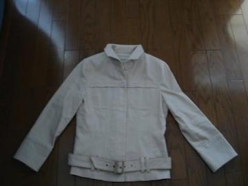 キャサリンロス 大人かわいい麻混デザインジャケット★セットも