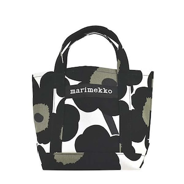 ◆新品本物◆マリメッコ SEIDI PIENI UNIKKO ハンドバック(BK)『048294』