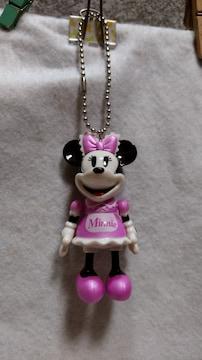 ◆非売品◆ミニーマウスキーホルダー