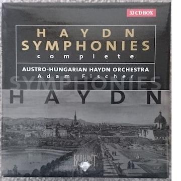 KF  ハイドン  交響曲全集  33CD