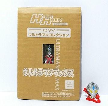 ○ ウルトラマンマックス 『2005 マスコット(未使用) & 指人形』