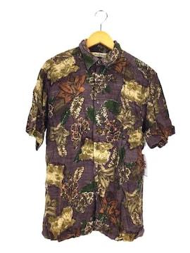 Tommy Bahama(トミーバハマ)レーヨン混 ハワイアンシャツアロハシャツ