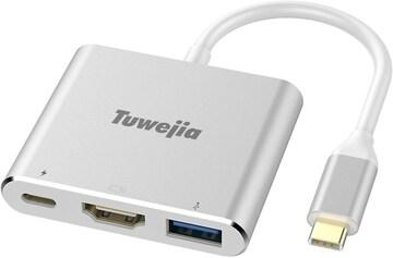 USB Type c HDMI アダプタ
