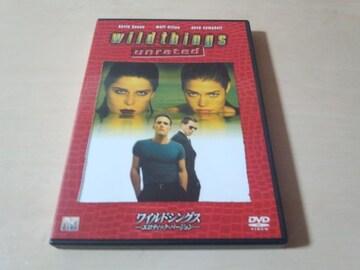映画DVD「ワイルドシングス エロティック・バージョン」●