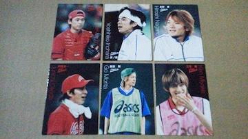 V6 カード (6枚)