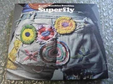 Superfly【Beep!!/Sunshine Sunshine】初回盤/CD+DVD/LIVE他出品