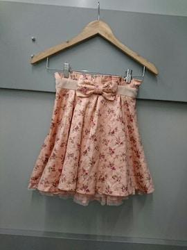 LIZ LISA☆薔薇柄スカート