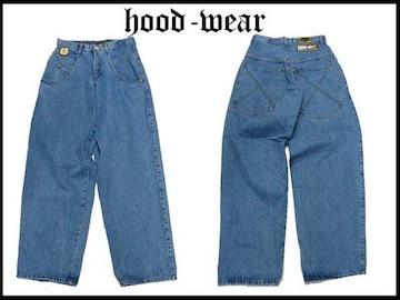 80sデッドストックBBOY90sHood Wear フッドウエア オールドスクールバギーヒップホップ